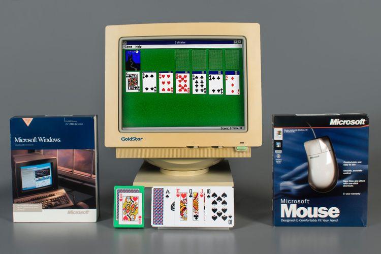 image en galerie : Le Solitaire de Microsoft enfin dans le Hall of Fame du jeu vidéo