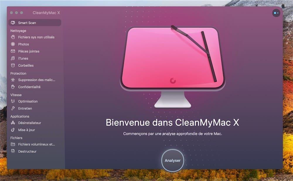 01fe83fd2fe1d Et lorsqu'il s'agit de trouver un logiciel qui s'occupe de faire le ménage  à notre place, il est clair que CleanMyMac X est très probablement le  meilleur ...