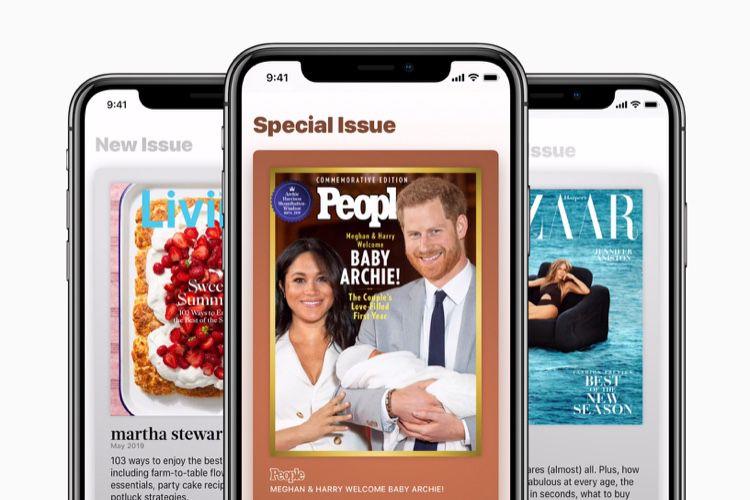 Apple refait la promo d'Apple News+