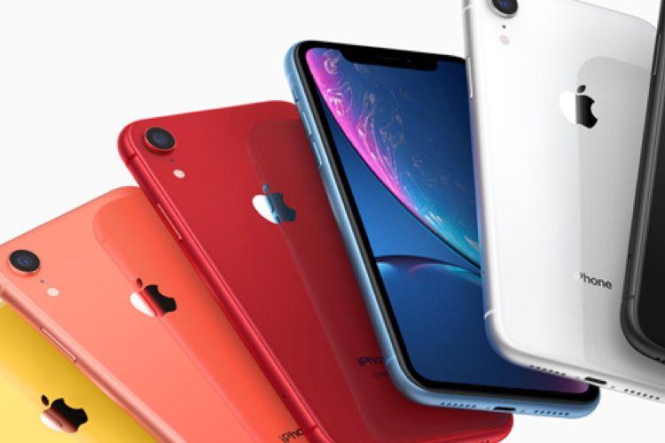 Les iPhone XR 2019 se mettraient au vert et à la lavande