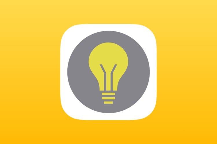 Home Flash fait clignoter les ampoules HomeKit 💡