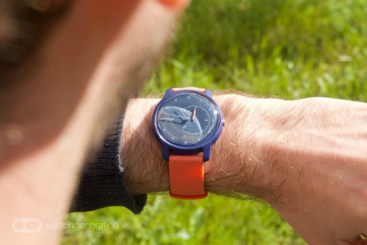 Test de la Withings Move, la montre connectée « Made in France »