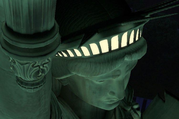 La statue de la Liberté partout chez soi grâce à la réalité augmentée