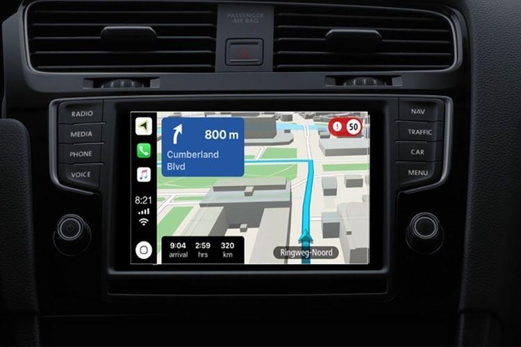 TomTom GO est enfin compatible CarPlay