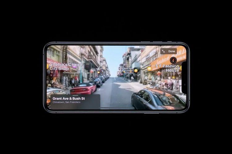iOS 13 : Look Around, le Google Street View d'Apple