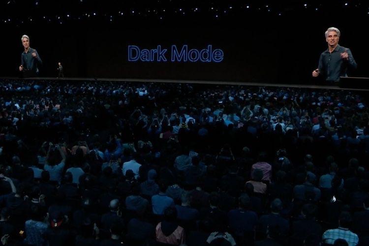 Oui, iOS 13 va proposer un mode sombre !