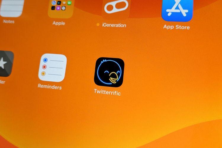 Twitterrific6 anime les GIF pour 1€ par mois