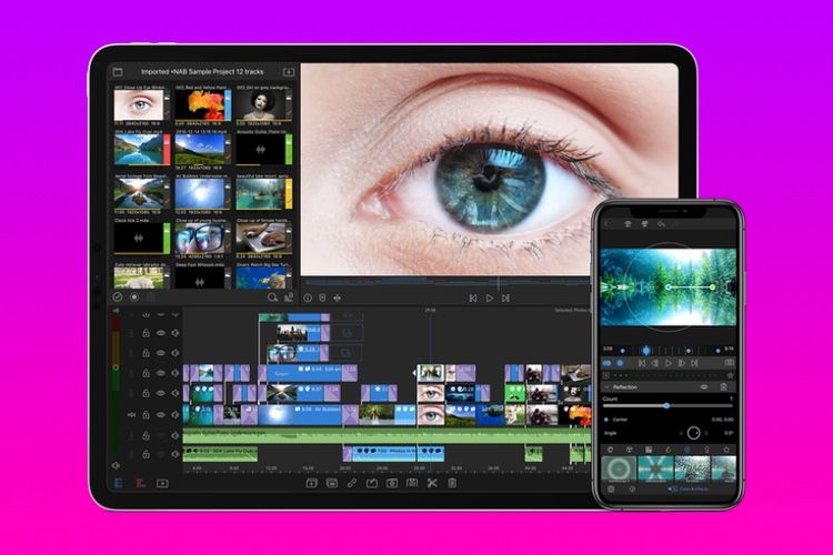 LumaFusion 2.0 accroit son avance sur iMovie