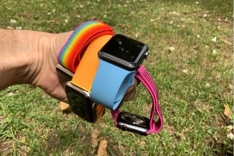 Bracelets : de l'ennui chez Apple, de l'originalité chez Lululook