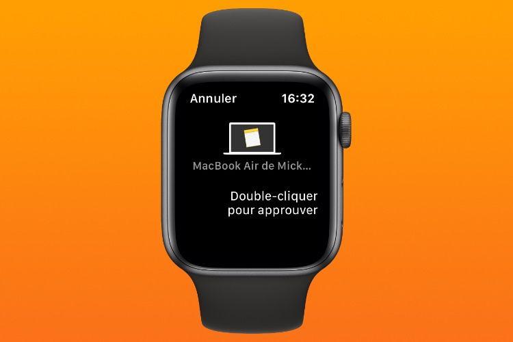Avec macOS Catalina et watchOS 6, l'Apple Watch devient le sésame du Mac