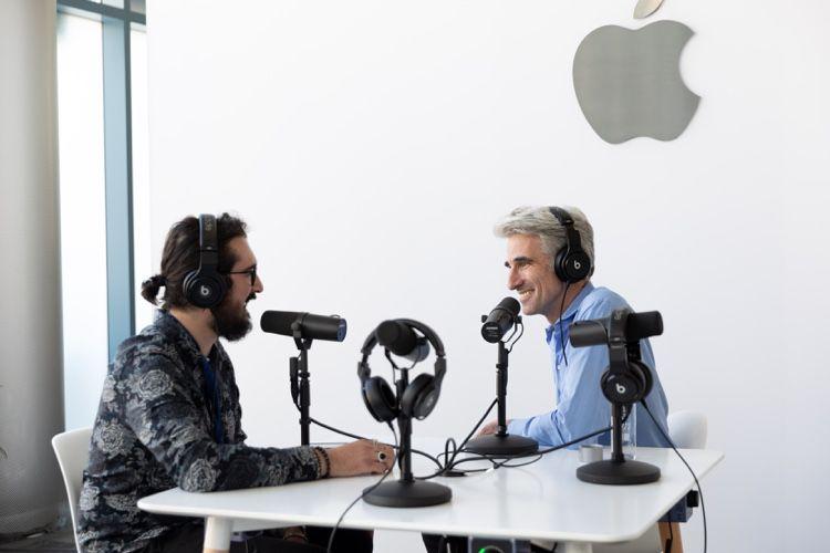 Craig Federighi débriefe les annonces de la WWDC 2019