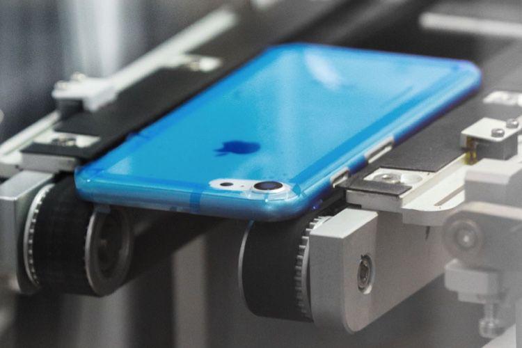 Foxconn est capable de délocaliser de Chine sa production d'iPhone pour le marchéUS