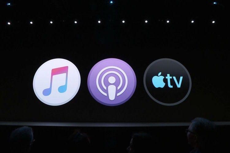macOS Catalina n'est pas prêt pour gérer plusieurs bibliothèques iTunes
