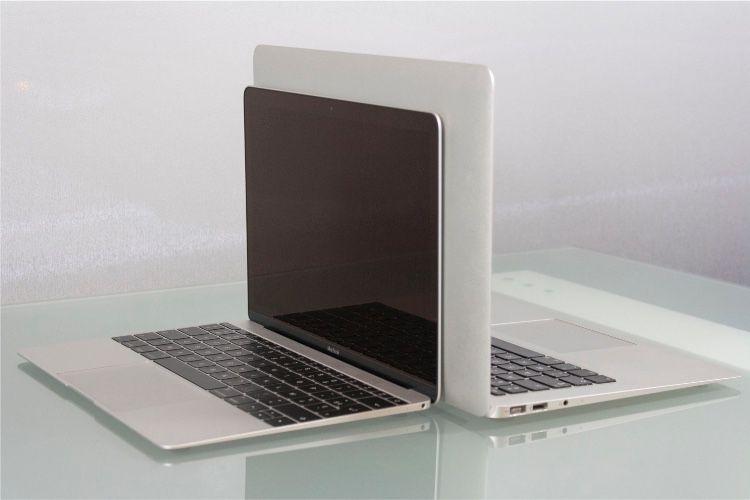 Plusieurs références à de nouveaux MacBook dans la base de données de l'ECC
