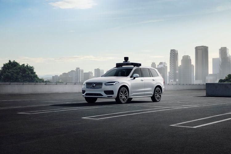 Volvo a travaillé sur la sécurité de la nouvelle voiture autonome d'Uber