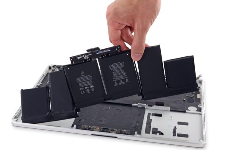 Programme de rappel pour des MacBook Pro 2015 aux batteries qui surchauffent