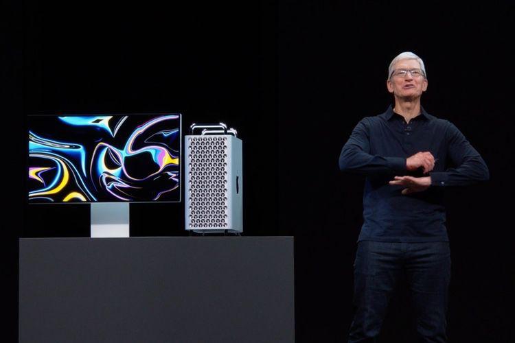 Vous pouvez (re)voir le keynote de la WWDC 2019 sur le site d'Apple