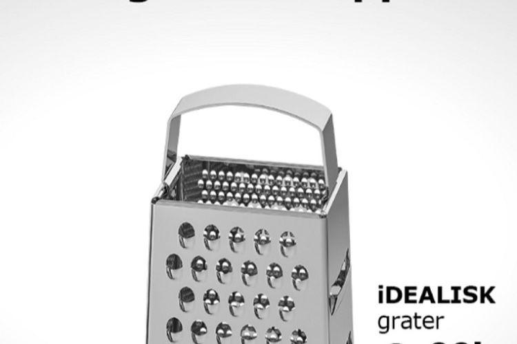 image en galerie : IKEA n'a pas râpé le nouveau Mac Pro