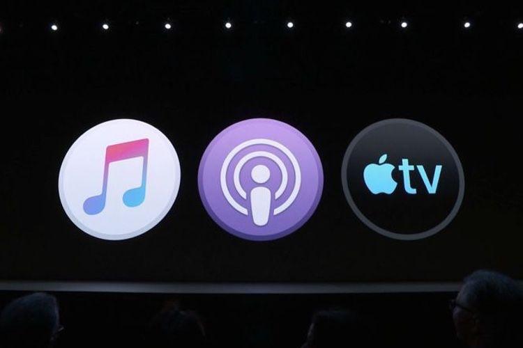 Podcasts : nouvelle app sur macOS Catalina et transcription pour la recherche