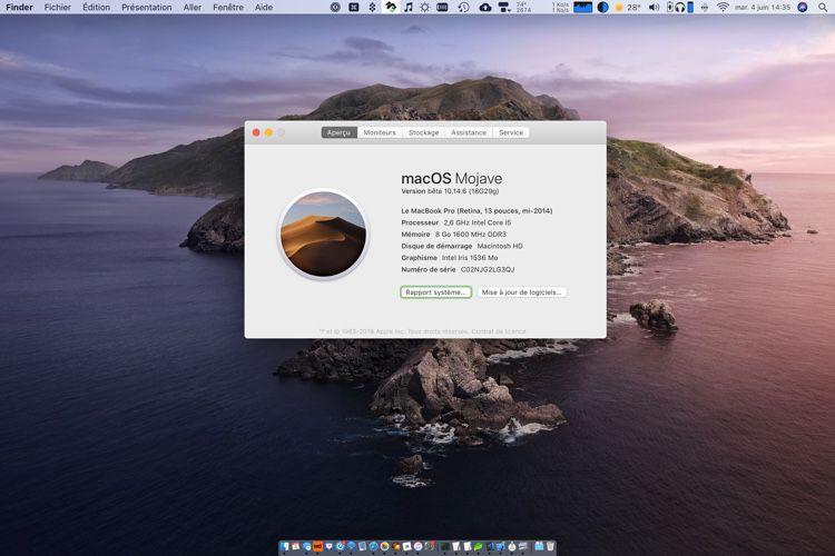 iOS13 et macOS10.15: installez les nouveaux fonds d'écran