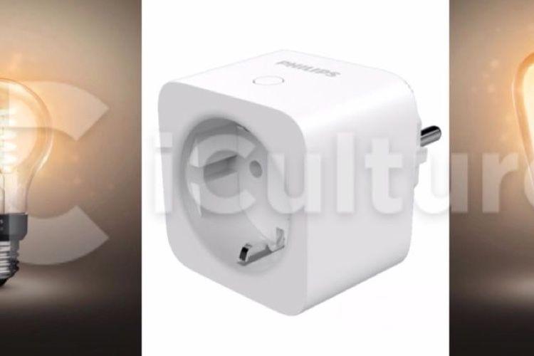 Philips Hue, une prise et des ampoules à filament connectées, à la rentrée