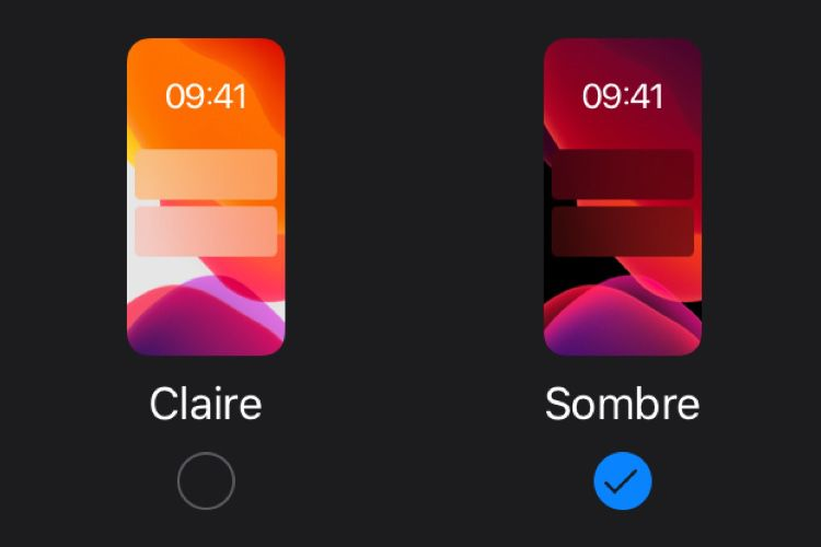 iOS 13 : le mode sombre prolonge l'autonomie des iPhone OLED