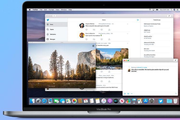 Apple livre la deuxième bêta de macOS Catalina
