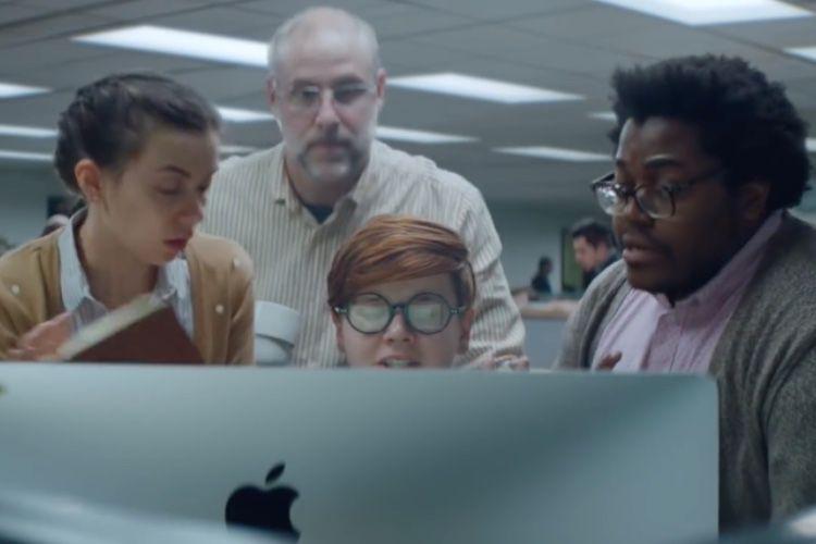 En entreprise, les utilisateurs de Mac sont plus productifs et plus créatifs