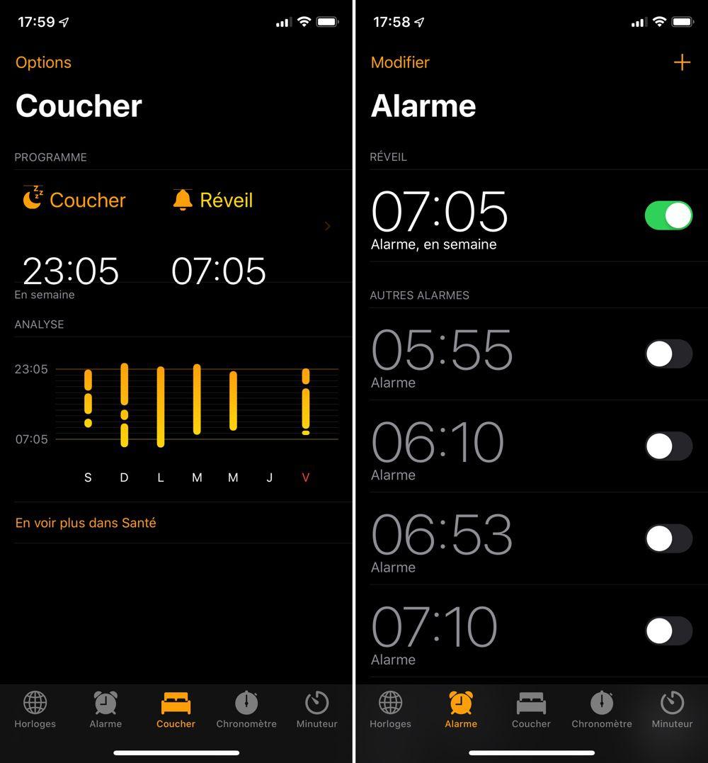 iOS 13 : évitez les pannes du réveil automatique   iGeneration