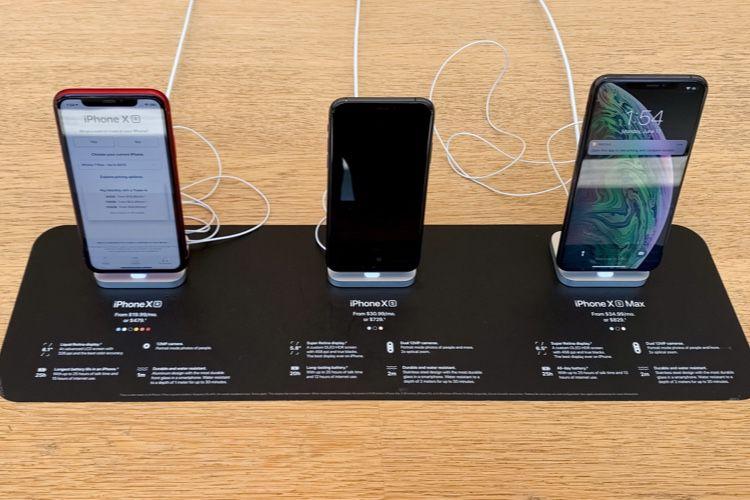 Des Apple Store améliorent la présentation et l'information sur les iPhone et Apple Watch