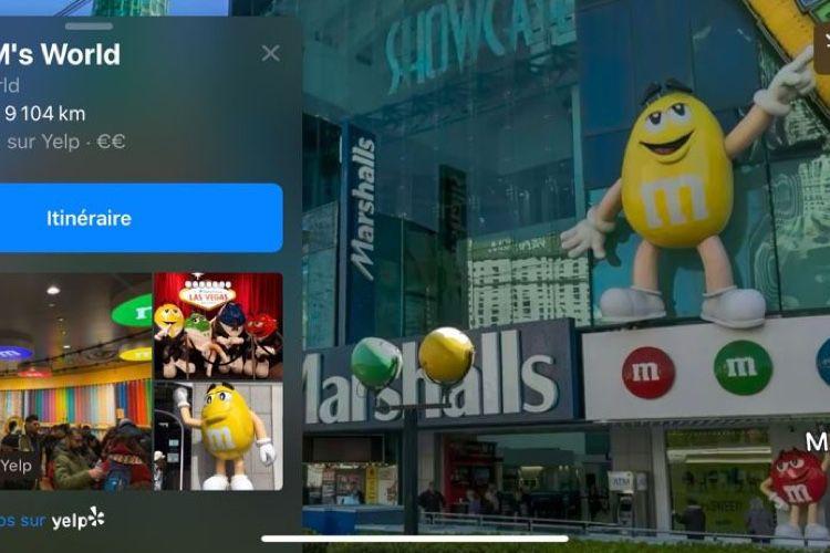 iOS 13 : prise en main de Look Around, le Street View d'Apple pour Plans
