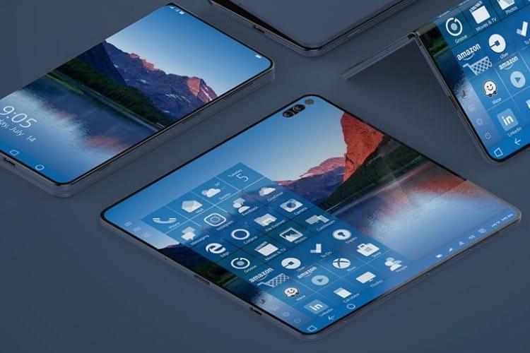 Microsoft pourrait lancer une Surface pliable en 2020