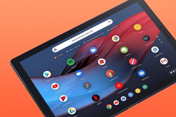 Google s'efface des tablettes