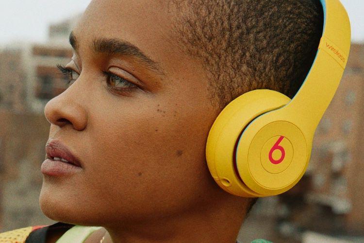 Nouvelle collection et nouveau prix pour le Solo3 de Beats
