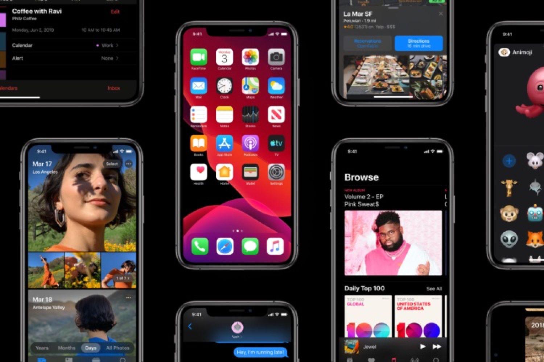 Les petites et grandes nouveautés de la bêta 2 d'iOS 13