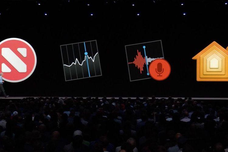 macOS Catalina: Apple promet du mieux pour ses quatre premières apps venues d'iOS