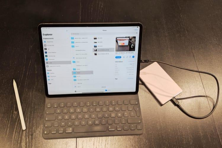 iOS 13 : la clé (USB) du succès [MàJ]