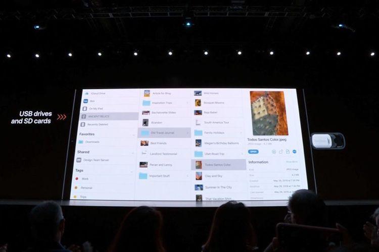 iPadOS : un Safari de bureau pour les tablettes, et le support des clés USB 😅