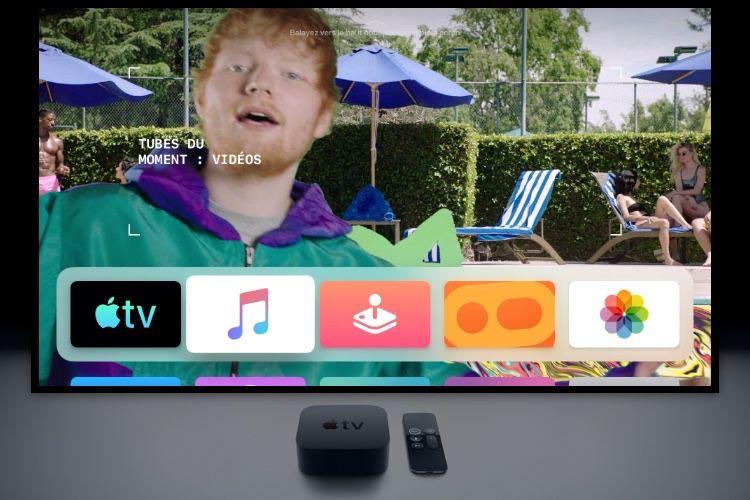 tvOS 13 : premier coup d'œil sur l'interface, le multi-utilisateurs et… le karaoké