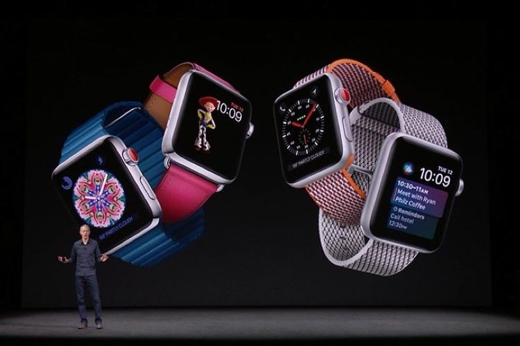 Apple Watch Series 5 : l'heure de couper le cordon avec l'iPhone