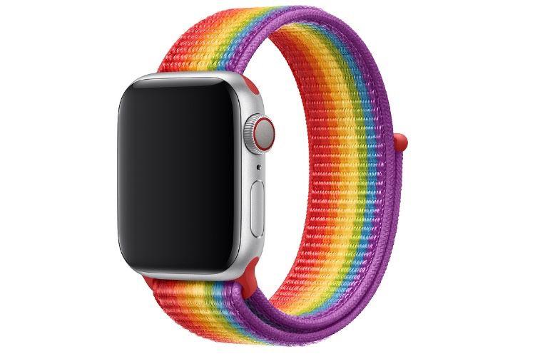 Oui, il y a bien de nouveaux bracelets pour l'Apple Watch 🎉