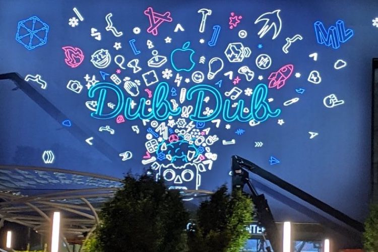 video en galerie : La WWDC 2019 s'affiche au McEnery Convention Center