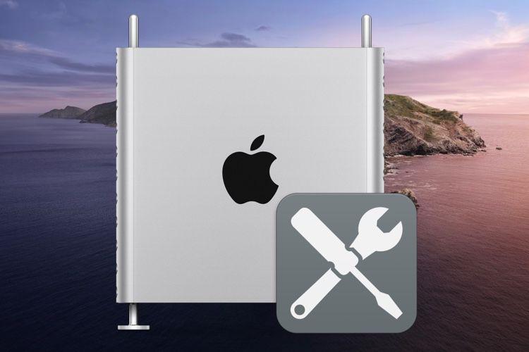 Voici à quoi ressemblera l'Utilitaire de logement d'expansion du nouveau Mac Pro