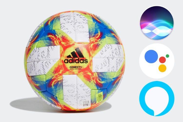 Coupe du monde : Siri, Alexa et Google Assistant marquent parfois contre leur camp