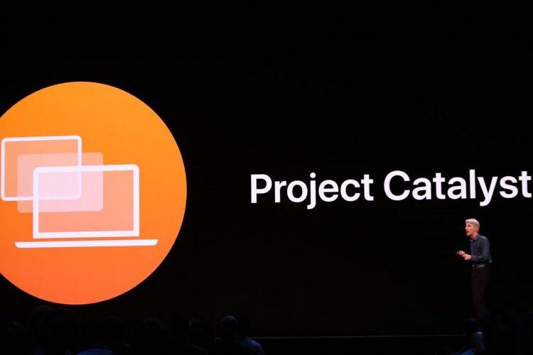 Projet Catalyst adapte les apps iPad sur macOS