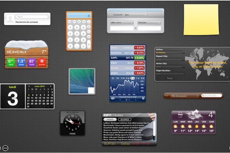 macOS Catalina: fin des apps 32bits, suppression de Dashboard, dépréciation de Quartz Composer