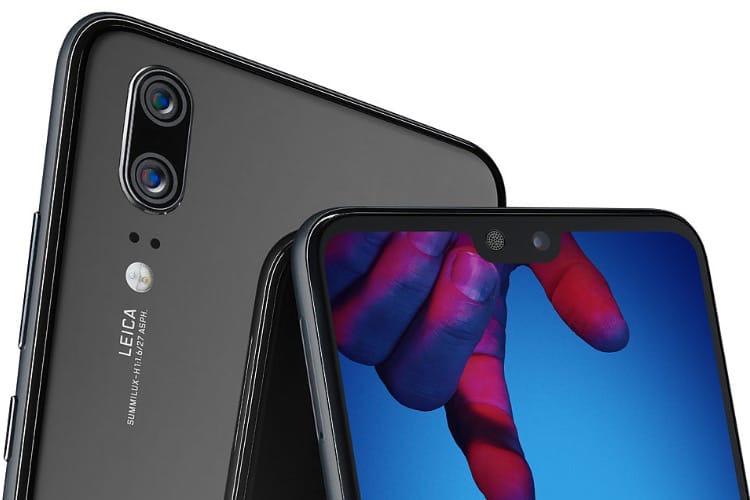 Huawei annonce un gros trou d'air dans les ventes de ses smartphones