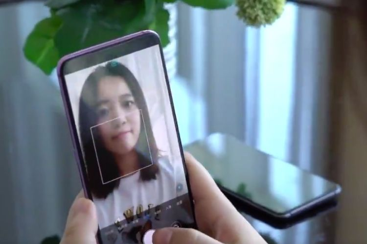 Xiaomi et Oppo montrent leur caméra frontale invisible