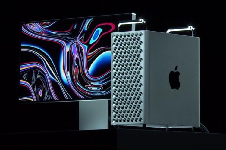 Des trous, des petits trous, pour le nouveau Mac Pro