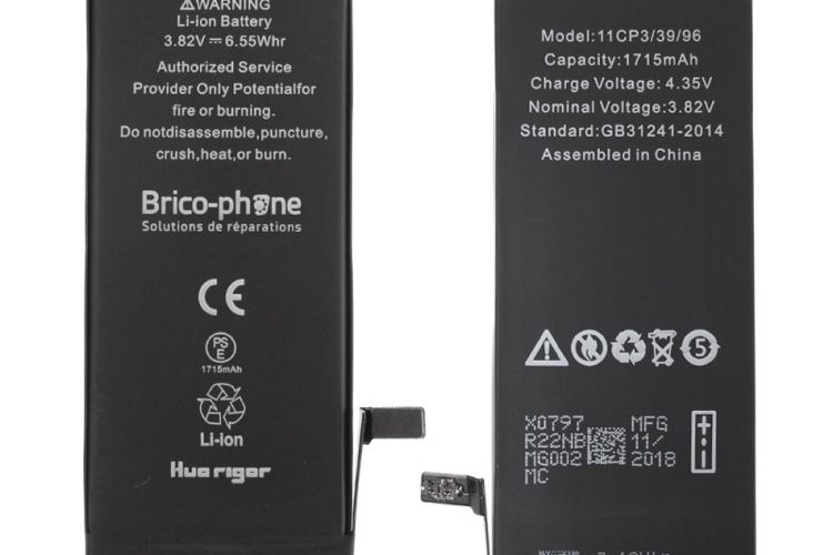 """iOS 13 : les batteries non Apple ne sont plus ignorées par """"État de la batterie"""""""